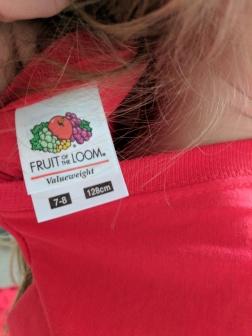 Medium (7-8) Fruit