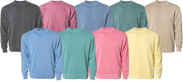 Pigment pullover sweats